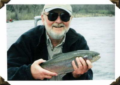 Northfork River Arkansas - Rainbow - Spring, 2002