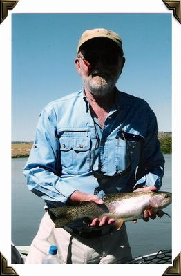 North Platte River Wyoming - Rainbow - Summer, 2004